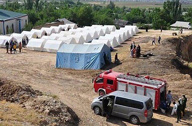 Граждане Таджикистана рассказали о последствиях природного бедствия