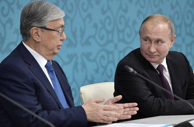 Лидер Казахстана высоко оценил деятельность российского коллеги