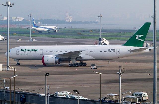 Туркменистан и РФ договорились открыть небо для авиаперелётов