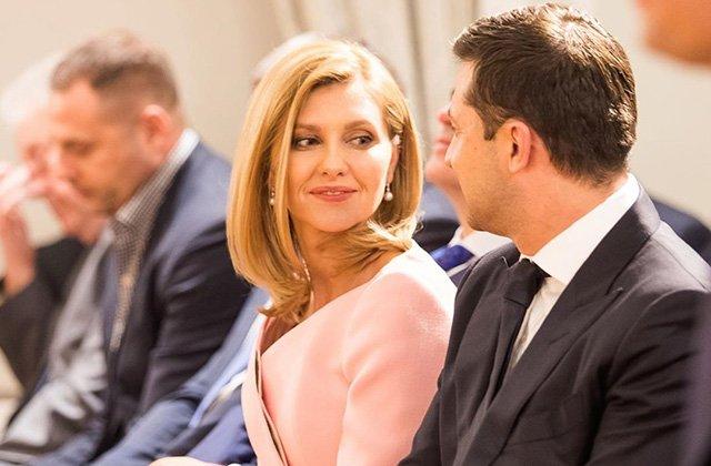 Жену украинского президента госпитализировали с диагнозом COVID-19