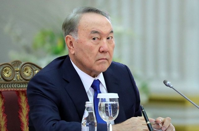 Экс-президент Казахстана Нурсултан Назарбаев заразился коронавирусом