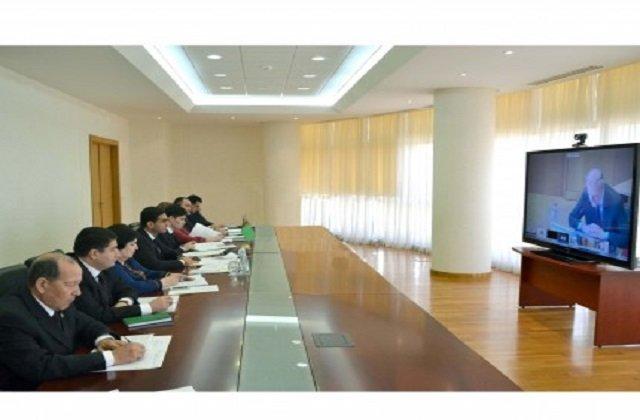 Туркменистан и Евросоюз обсудили ключевые направления диалога по правам человека