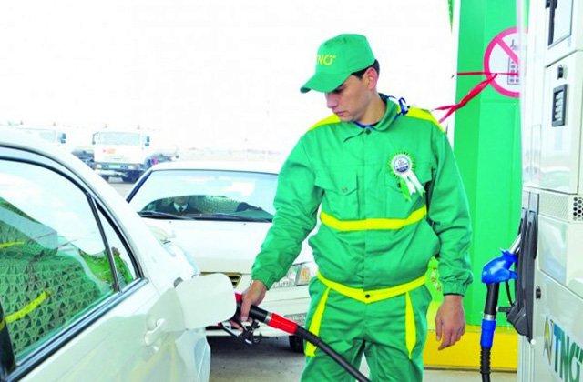 Туркменистан стал одной из 10 стран с самым дешёвым бензином