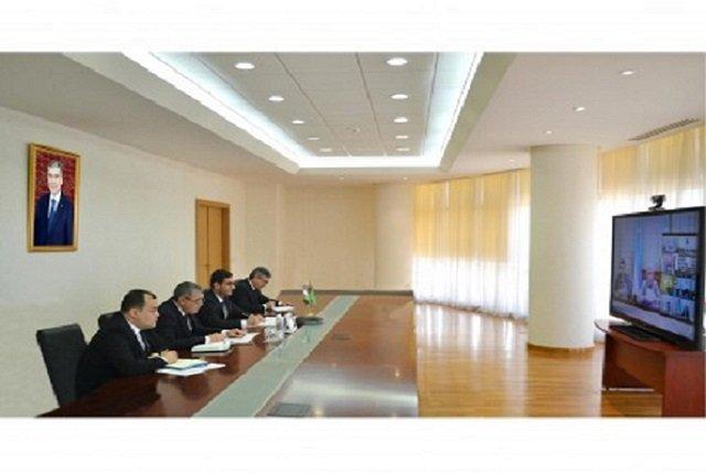 Туркменистан и Узбекистан обсудили актуальные вопросы сотрудничества