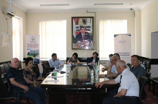 Врачи из Таджикистана и Малайзии обменялись опытом в борьбе с коронавирусом