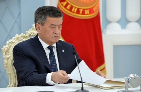 Президенты Киргизии и Узбекистана обсудили конфликтную ситуацию на границе