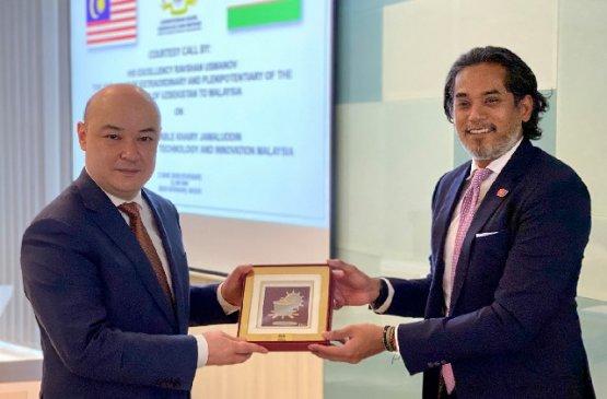 Представители Узбекистана и Малайзии обсудили реализацию совместных проектов