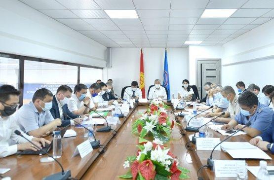 В Киргизии будут запущены местные авиарейсы и транспорт между регионами