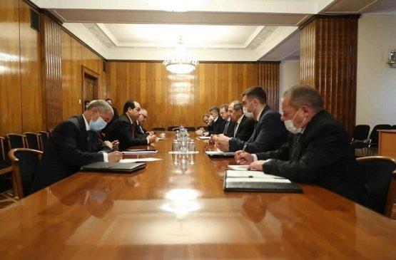 Лавров обсудил скорейшее освобождение российских граждан из Ливии