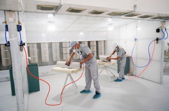 Узбекистан планирует экспортировать сантехизделия