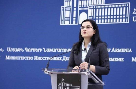 МИД Армении приветствует инициативу Египта по прекращению огня в Ливии