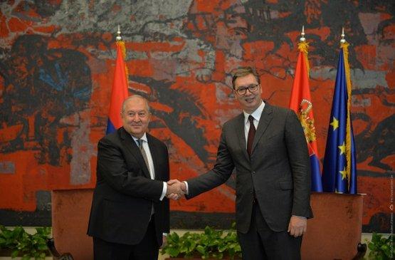 Сербия предоставит Армении 1 млн долларов медпомощи