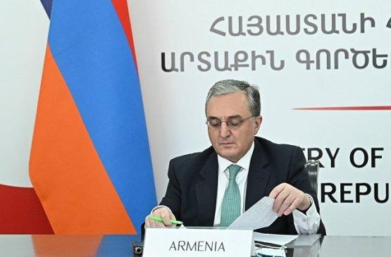 Главы МИД Армении и Молдавии обсудили развитие двустороннего сотрудничества