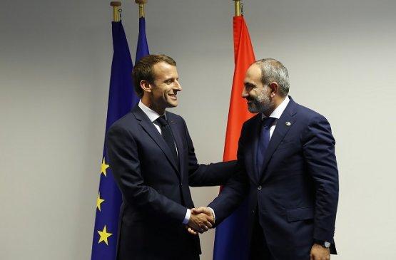 Франция готова выделить Армении кредит в 80 млн евро