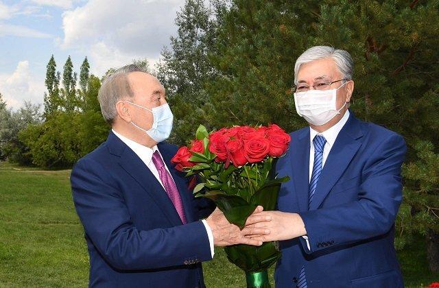 Первый президент Казахстана отметил восьмидесятилетний юбилей