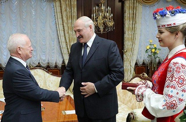 Лукашенко в перспективе предложил послу Словакии заняться бизнесом в Белоруссии