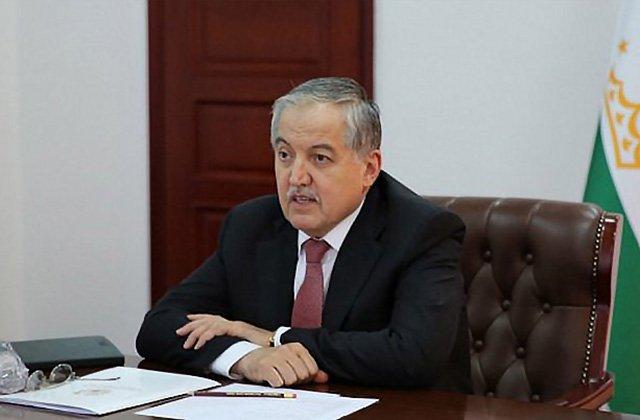 Главы МИД Таджикистана и Японии обсудили развитие сотрудничества