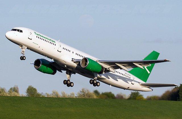 Туркменистан и Украина рассмотрели перспективы возобновления авиасообщения