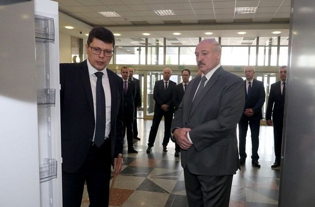 Несмотря на кризис производство белорусской бытовой техники растёт
