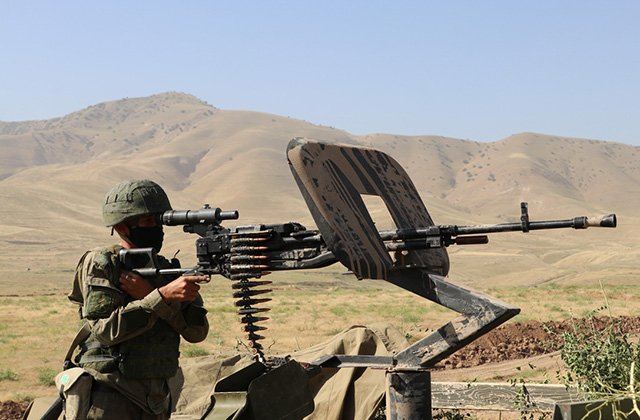 В таджикских горах военные России предотвратили атаку «джихад-мобилей»