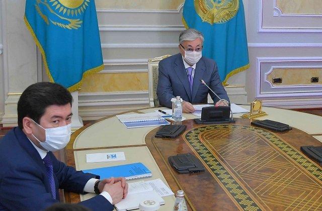 Президент Казахстана жестко раскритиковал работу правительства