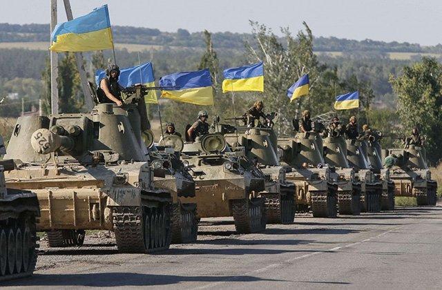 Украина, РФ и ОБСЕ договорились о прекращении огня в Донбассе