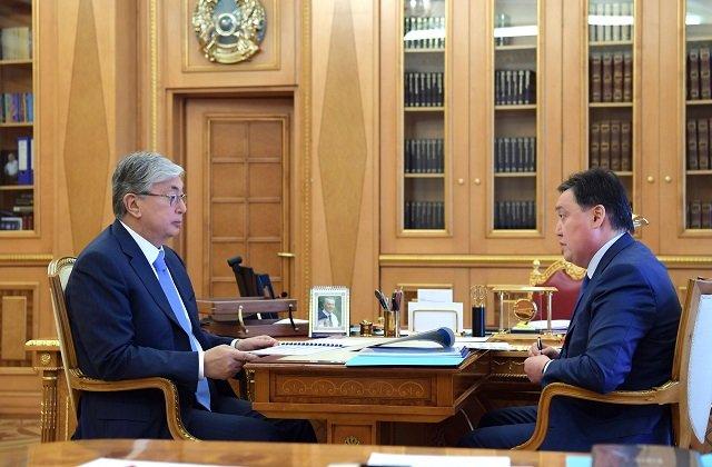 Главы государства и правительства Казахстана обсудили текущее положение дел в стране