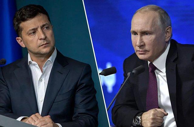 Президенты Украины и России обсудили ситуацию в Донбассе