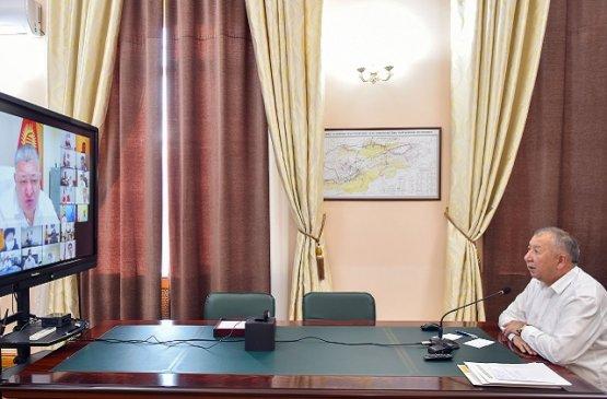 Глава правительства Киргизии сообщил о нехватке медицинского персонала в больницах столицы