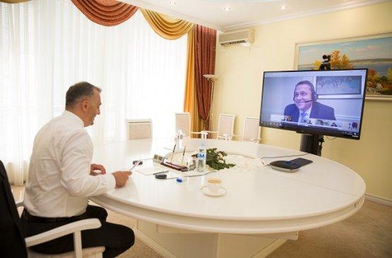 Глава правительства Молдовы начал переговоры с МВФ по предоставлению финансовой поддержки