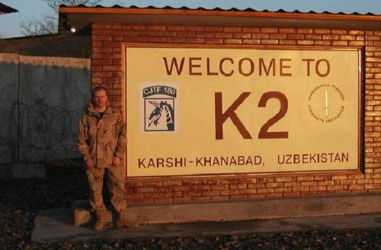 Военнослужащие США отравились ядами на базе в Узбекистане