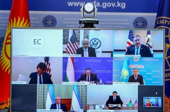 Совместное заявление стран Центральной Азии и США