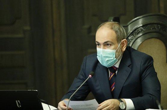 В Армении продлён режим ЧП до 12 августа