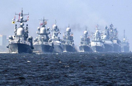 В Минобороны РФ рассказали о деталях военно-морского парада