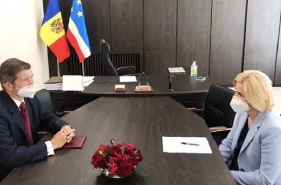 Глава Гагаузии встретилась с новым послом Великобритании