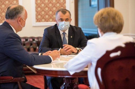 Глава правительства Молдовы сообщил о нехорошей эпидемиологической ситуации в стране