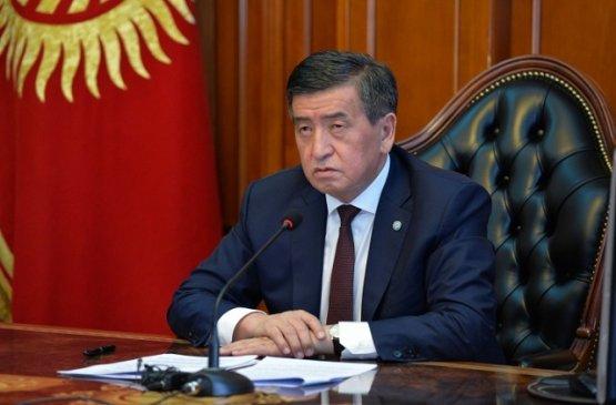 Президент Киргизии отметил важность направления бюджетных средств на ремонт аварийных школ