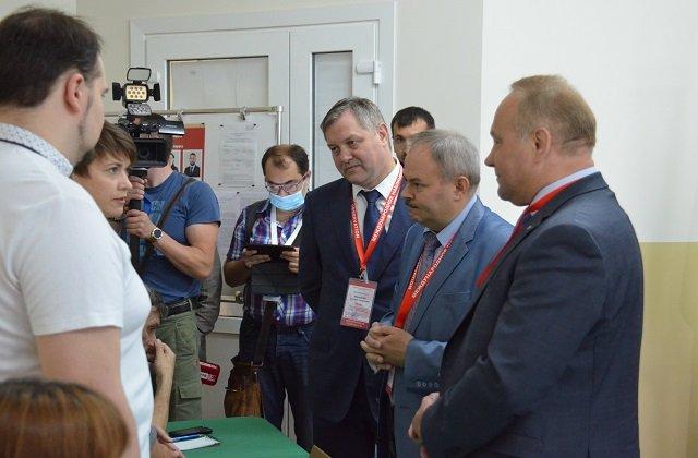 Группа МПА СНГ наблюдала за волеизъявлением народа Беларуси на выборах президента