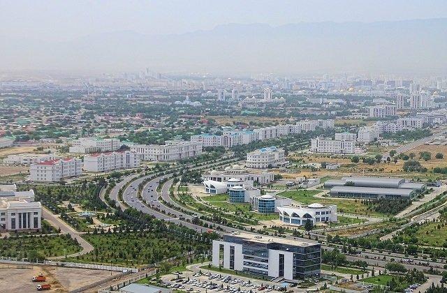 Бердымухамедов отметил низкий темп работ реализуемых в Ашхабаде