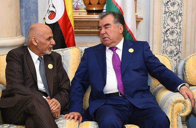 Главы Таджикистана и Афганистана поговорили об энергетике и безопасности
