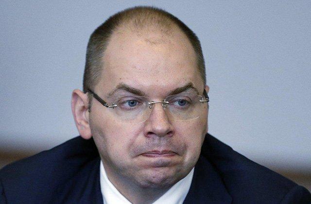 Глава минздрава Украины предрёк эпидкатастрофу в стране