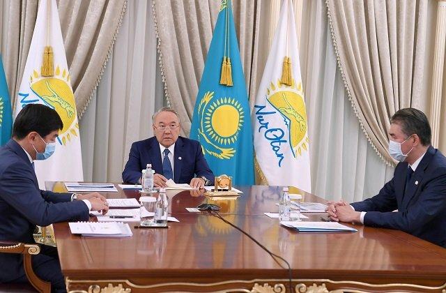 Актив казахстанской партии «Нур Отан» планирует провести перезагрузку