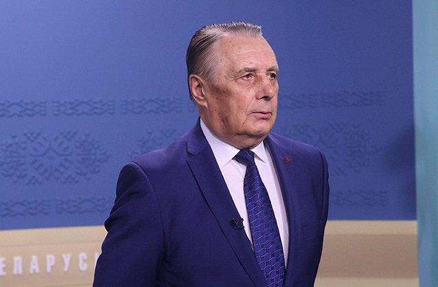 Президент Белоруссии переговорил с председателем Верховного суда республики