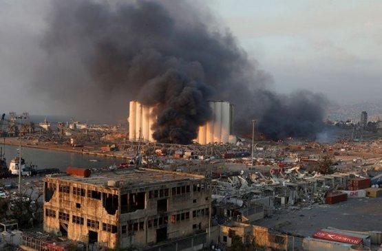 Бердымухамедов выразил соболезнования народу Ливана