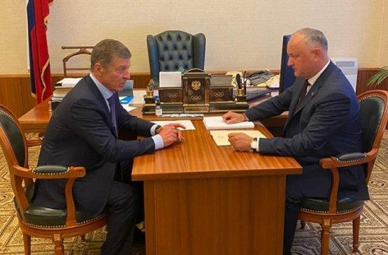 Россия намерена бесплатно предоставить Молдове несколько десятков тысяч тонн дизельного топлива