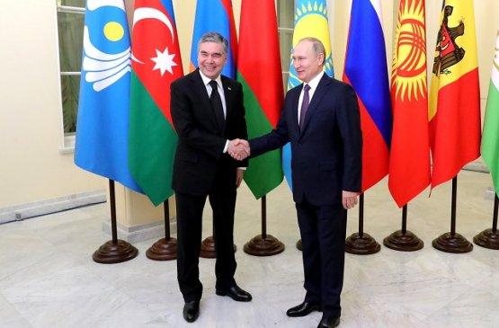 Туркменистан и Россия укрепят сотрудничество в сфере безопасности