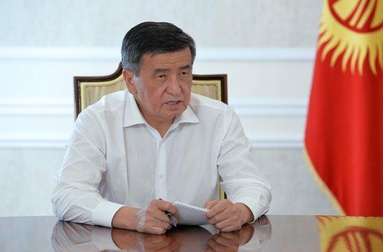 Президент Киргизии поручил уделять особое внимание развитию Баткенской области