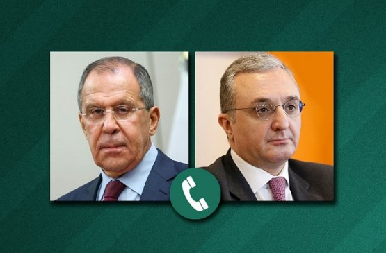 Мнацаканян и Лавров обсудили армяно-российские отношения