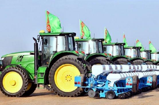 В правительстве Туркменистана обсудили стратегическое развитие сельского хозяйства