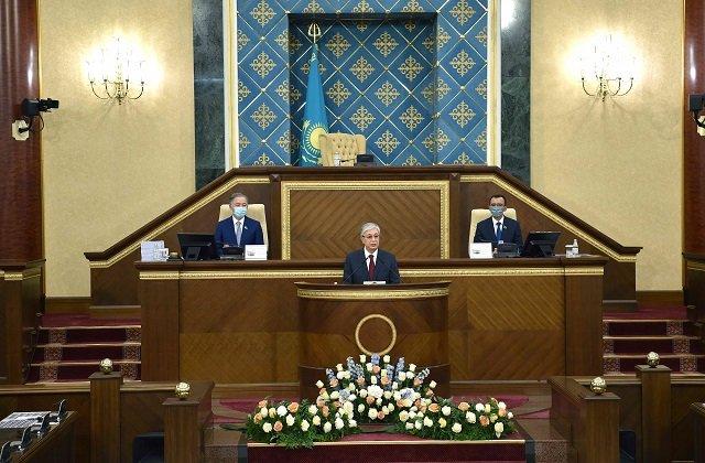 Президент Казахстана обозначил основные принципы нового экономического курса страны